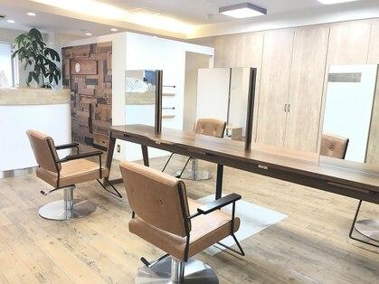 イソラヘアアトリエ(Isola hair atelier)の写真