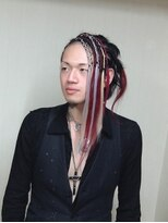 バンドマンのヘアスタイル