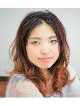 フェリース ヘア デザイン 大森町店(Feliz hair design)赤毛の妖精