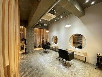 エガク(egaku)の写真/和を基調とした洗練された空間。お店自体がVIPルーム。