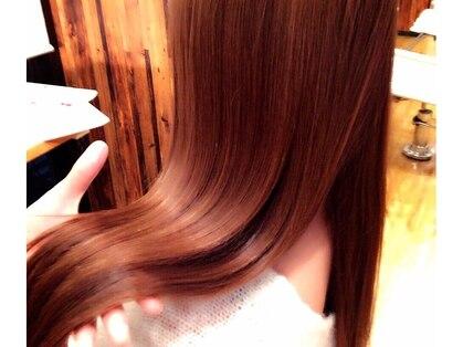 ヘアーエゴアンバー(HAIR EG-O Amber)の写真