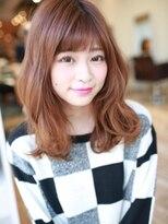 アグ ヘアー ドレス 喜久田店(Agu hair dress)☆大人かわいいセミロングヘア☆