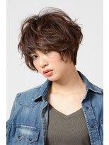 アース 長久手店(HAIR & MAKE EARTH)ふわくしゅ外国人風パーマ【EARTH長久手】