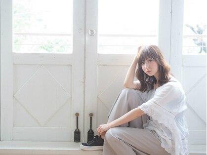 オーブ ヘアー フィオーレ 京都桂店(AUBE hair fiore)の写真