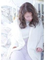 オゥルージュ(Au-rouge noma)【aurouge noma 石井美紗紀】春髪ベージュ パープル