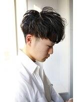 モッズヘア 仙台PARCO店(mod's hair)マッシュ×ハイライトカラー