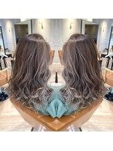 ラボヌールヘアー シェリ 久喜店(La Bonheur hair cheri)外国人風・カラー