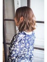 リタへアーズ(RITA Hairs)[RITA Hairs]極細ハイライトx柔らかグレージュ♪お客様style