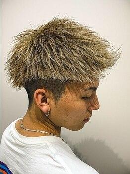 ヘア アンド フェイス ルースト 河原町店(hair&face ROOST)の写真/男の身だしなみにシェービングは必須。きちんと整えて【清潔感】をプラス◎髭が濃い・肌が弱い方もお任せを