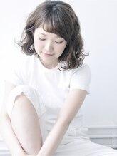 オレオ(OREO.)【OREO.】大人かわいいフリンジBOB  ワンサイド
