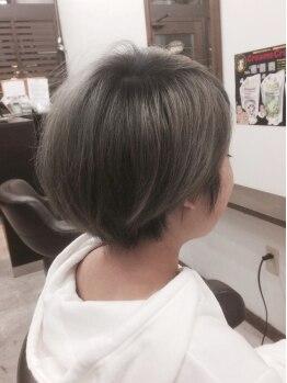 ナイングラム(ninegram)の写真/【カット¥3240】美容師さんからも支持されるトップスタイリストが担当するから技術はお墨付き★