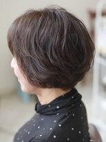 ヘアー フリカケ(Hair furicake)クセ毛がラクになるショートヘア