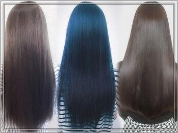 シーン バイ ラッド(SCENE by RAD)の写真/[女性STAFF多]髪質改善で話題の酸熱トリートメント[ビハール カルボンド]本物の艶・ハリ・コシが手に入る。