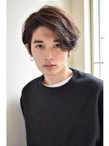 【December】men'sサイドパート ミディアム