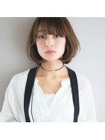 ガーデントウキョウ(GARDEN Tokyo)【富山大介】30代40代にオススメ・小顔ワンカールボブ