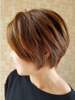 ヘアーデザイン カグラ(Hair design Kagura)の写真/《貸切空間×マンツーマン施術》髪の悩みを抱える大人女性から絶大な支持◇癒しとケアに特化した本格サロン