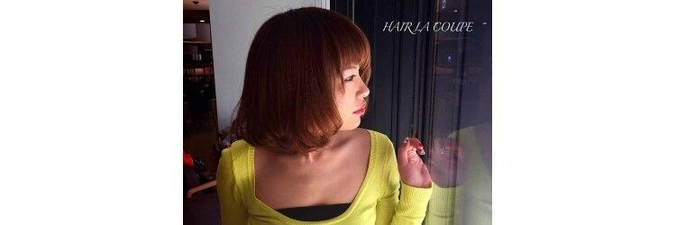 ヘアー ラ クープ 呉服町店(HAIR LA COUPE)のサロンヘッダー