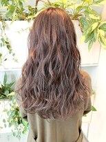 コクリ(kokuri)【梶谷担当】春オススメ♪優しい髪色×ピンクブラウンが可愛い