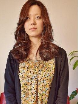 ヘアデザイナーズサロン ジジ(Hair Designers Salon JIJI)の写真/【ストカール】ストレート感は保ちつつ,ゆるふわパーマも楽しみたい!そんな欲張りなあなたにオススメMenu☆