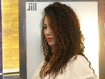 ジル 花小金井(Jill)の写真/自身を理想のニュアンスに近づけるJILLのパーマ★