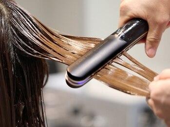 トッカ ヘアアンドトリートメント 千葉店(tocca hair&treatment)の写真/【アロマスパ付♪カット+TOKIOトリートメント¥8700】で最上級の艶髪へ♪綺麗になりたい大人女子へ
