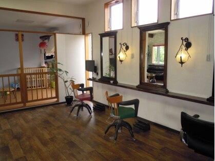 ヘアーハウスハコ(HAIR HOUSE haco.)の写真