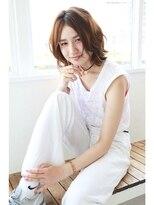 LiLy hair design ◇ 外ハネボブスタイル