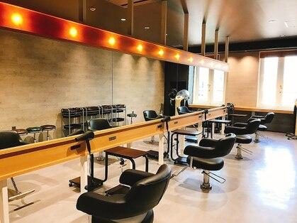 レザボア ヘアーアンドビューティー ハイブ店(reservoir Hair&Beauty Haibe)の写真