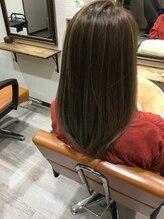 ヘアーサロングランデ 高円寺(hair salon Grande)フォギーベージュ