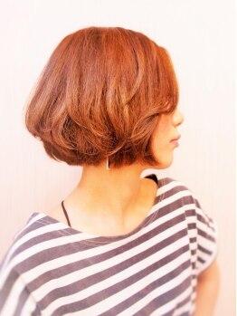 クック ヘアー(Cook Hair)の写真/イメージ通りの似合わせショートカット。顔や頭の形を考えてカットし、人気のスタイルが一番自分に似合う!