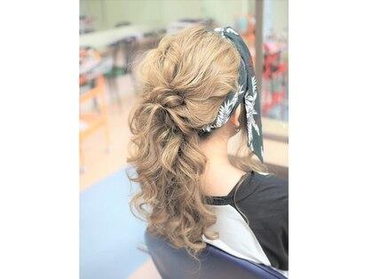 トゥワイス ヘアー(twice hair)の写真