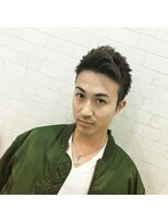 ホットリップ(HOT LIP)ツーブロックショート☆石塚伸悟☆