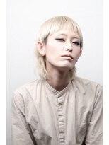 オンザ(ONTHE)【ONTHE】ケアブリーチ ホワイトカラー ウルフ[鈴木para孝範]