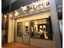 ディーバ ヘア デザイン(Deva HAIR DESIGN)の雰囲気(大通りから一歩入った落ち着いた雰囲気…)
