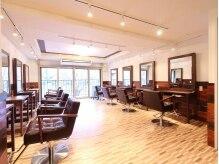 アグ ヘアー カバロラ広島店 by alice(Agu hair caballola)の雰囲気(ゆったり寛げる空間。家にいるようにRelax。)
