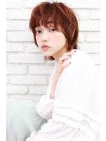 ラフィス ヘアーピュール 梅田茶屋町店(La fith hair pur)【La fith】無造作×ショートスタイル