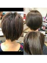 美容室 ネオ ルージュ(Neo Rouge)美髪ケア髪質改善カラー