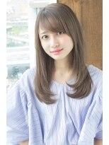 アフロートジャパン(AFLOAT JAPAN)AFLOAT明日香の大人かわいいハニーヘア・バレイヤージュ