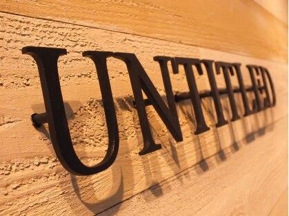 アンタイトル(UNTITLED)の写真
