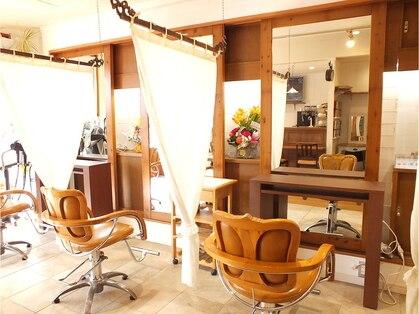 オール イン オール ヘアールーム(ALL IN ALL hair room)の写真