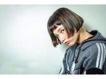 ヘアータイム フレア(HAIR TIME flare)の雰囲気(デザインコンセプト《品×遊び》)