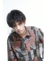 リップスヘアー 銀座(LIPPS hair)ゆるツイストセンターパート