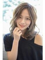 キャラット ヘアメイクス(Carate hair makes)マルチ・セミロング (万能ヘア)
