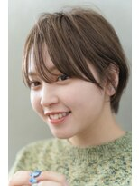 リル ヘアーデザイン(Rire hair design)【Rire-リル銀座-】40代50代にオススメマッシュショート