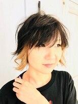 ヘアスピリッツアンクス(Hair Spirit anx)ソフトマニッシュ