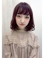 【GRAN HAIR大町店】ロマンティックカールミディ