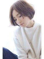 キートスバイガーランド (Kiitos by Garland)[Kiitos/吉祥寺]☆ニュアンスボブ&シルキーベージュ☆