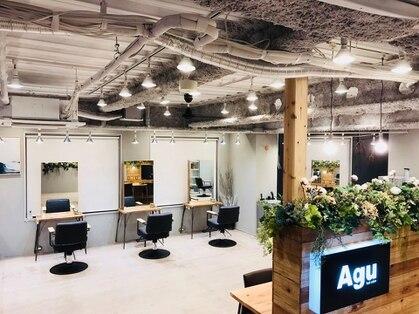 アグ ヘアー ニルス 広島立町店(Agu hair nils)の写真