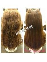 ヘアーアンドスパ アマラ(Hair&Spa amala)【進化系美髪体験ヘアエステ】形状ケアプログラムー1