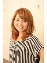 ヘアドレッサー ミアン(HAIRDRESSER MIEN)ミディアム/カラー【稲毛】
